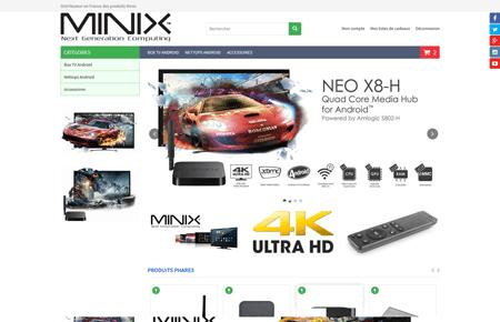 My Minix